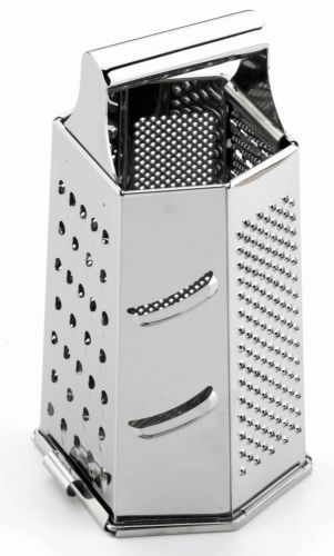 Stainless Steel 6 Way Grater